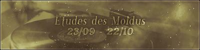 Études des Moldus (23/09 – 22/10)